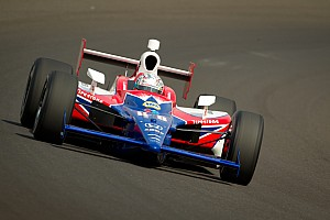 IndyCar Rahal Letterman Lanigan Indy 500 Carb Day Report