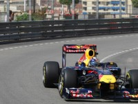 Red Bull Monaco GP Qualifying Report