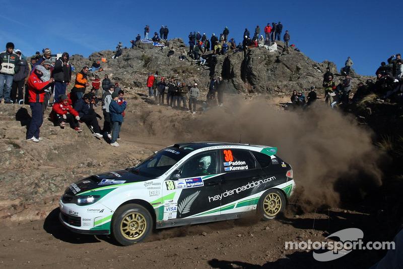 Hayden Paddon Rally Argentina Leg 2 Summary