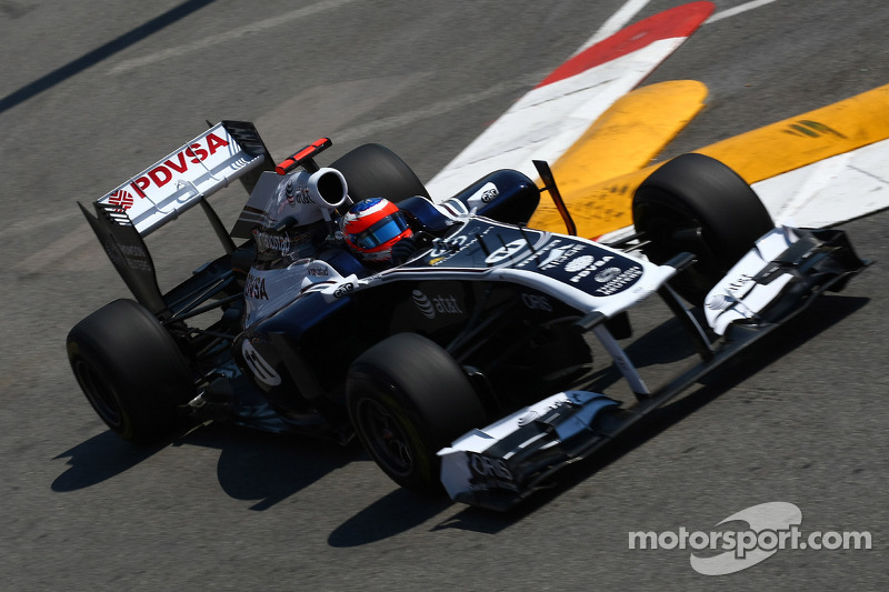 Williams reviews Monaco GP at Monte Carlo