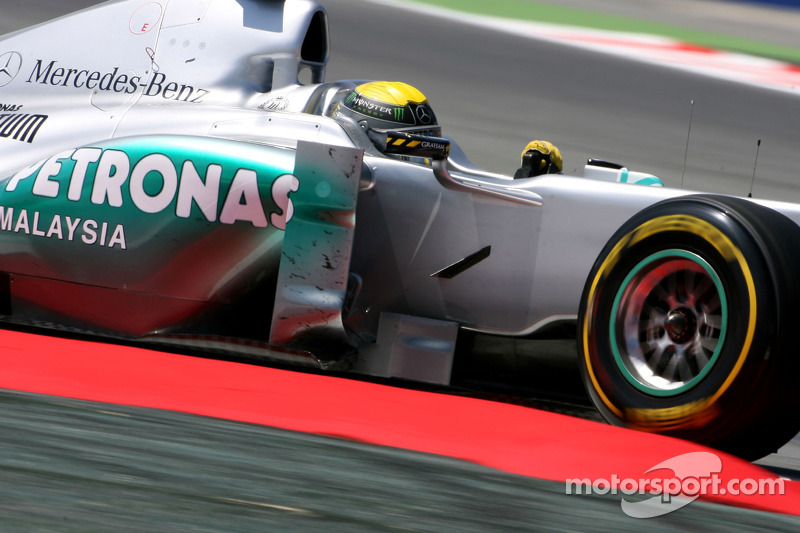 Rosberg set to sign 2016 Mercedes extension - report