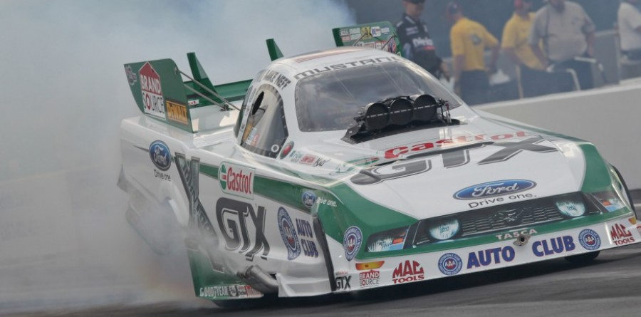 Mike Neff Goes To Englishtown As Point Leader