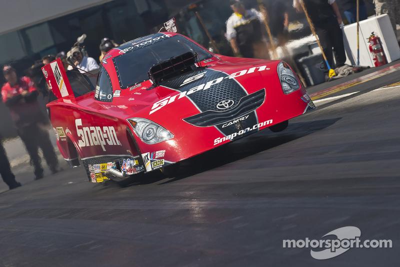 Toyota Motorsports Englishtown Saturday Report