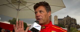 Le Mans Le Mans Blog: Michael Waltrip Meets France