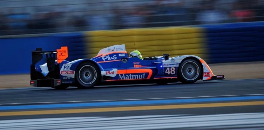 Team ORECA-Matmut LMP2 Le Mans Hour 4 Report