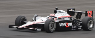 IndyCar Power Lassoes Maiden Oval Win At Texas Twin