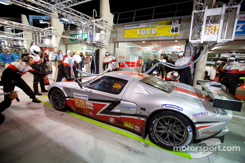 Robertson Racing Le Mans 24H Race Report