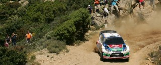 WRC Ford Set For Acropolis Rally