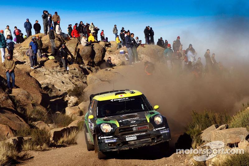 Brazil WRT Acropolis Rally Leg 1 Summary