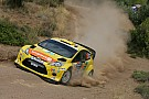 Solberg M-Sport Acropolis Rally Leg 2 Summary