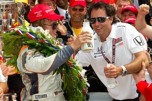 IndyCar Series Names BHA & Wheldon To Test 2012 Chassis