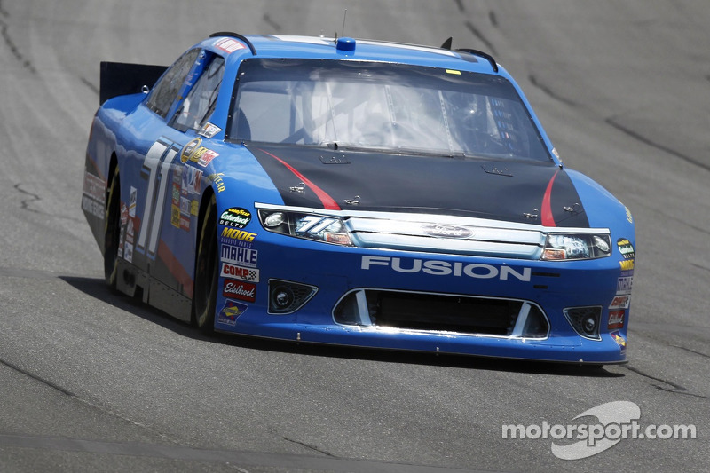 Andy Lally Is Ready For Infineon Road Course