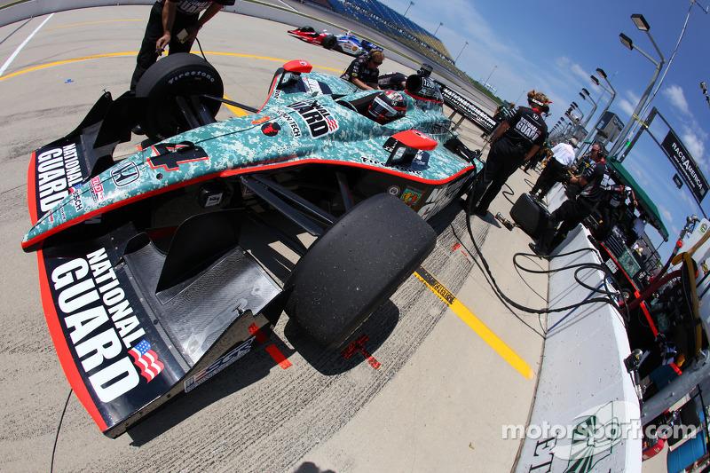 Panther Racing Iowa Race Report