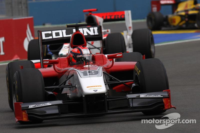 Kevin Ceccon Valencia Race 1 Report