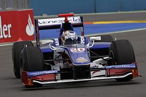 FIA F2 Trident Racing Valencia Race 1 Report