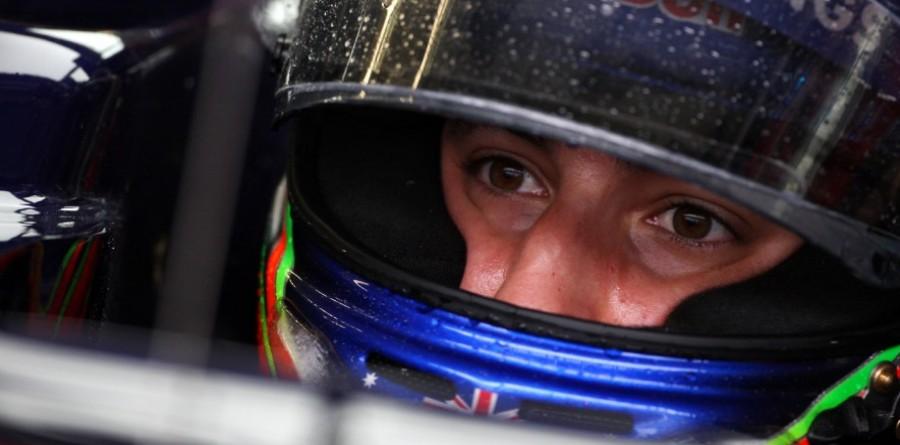 Daniel Ricciardo To Drive For HRT F1 At British GP
