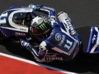 Yamaha MotoGP Team On Italian GP Front Row