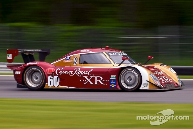 Michael Shank Racing Prepared for Laguna Seca