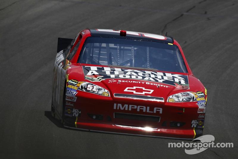 Landon Cassill Has Experience At Kentucky Speedway