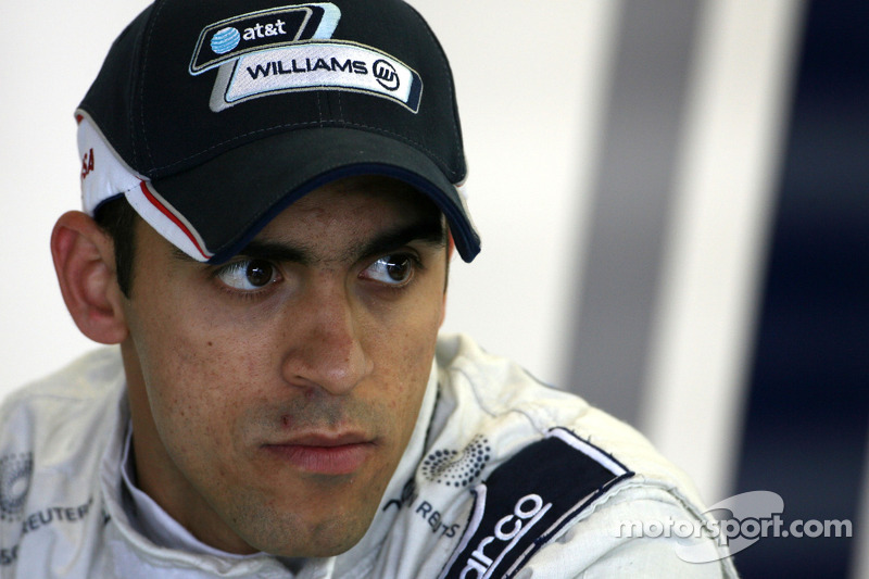Williams British GP At Silverstone Friday Practice Report