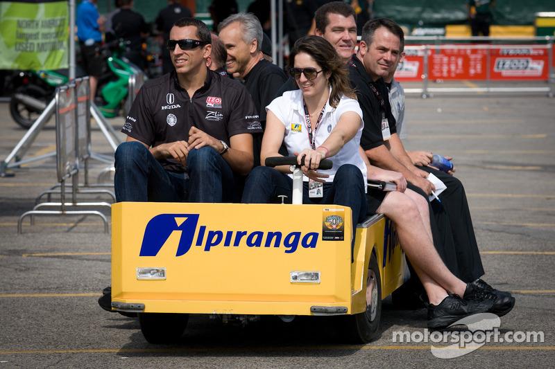 Dreyer & Reinbold Racing Toronto Qualifying Report