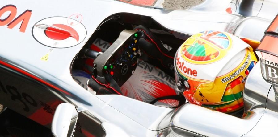 McLaren F1 British GP - Silverstone Race Report