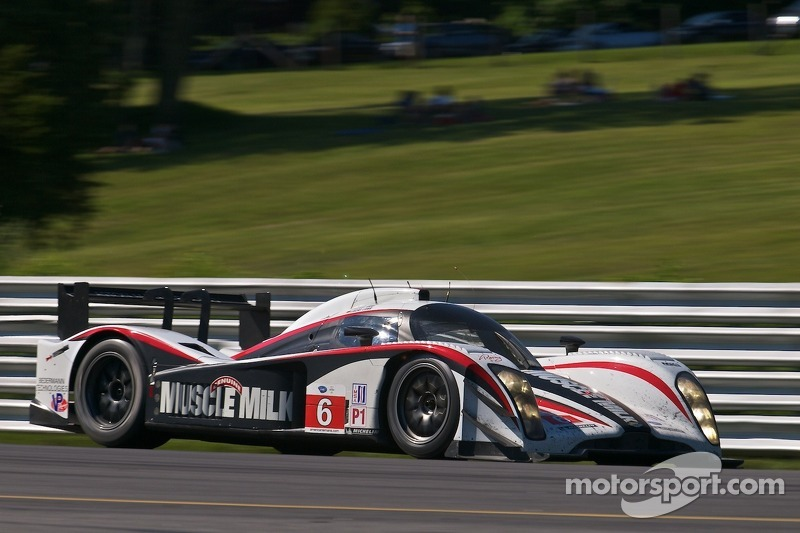Muscle Milk AMR Lime Rock Race Report
