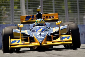 IndyCar Dreyer & Reinbold Racing Toronto Race Report