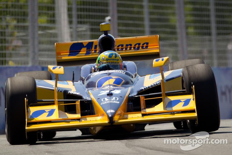Dreyer & Reinbold Racing Toronto Race Report