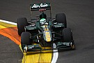 Team Lotus Strike Deal To Use Red Bull KERS