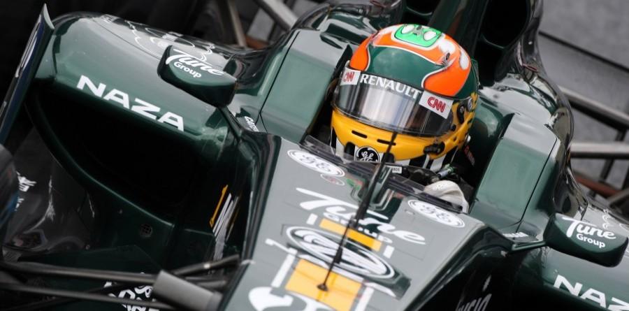 Karun Chandhok Replaces Jarno Trulli For F1 German GP