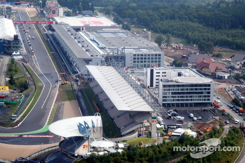 Vettel Hopes Nurburgring Rescues GP Future