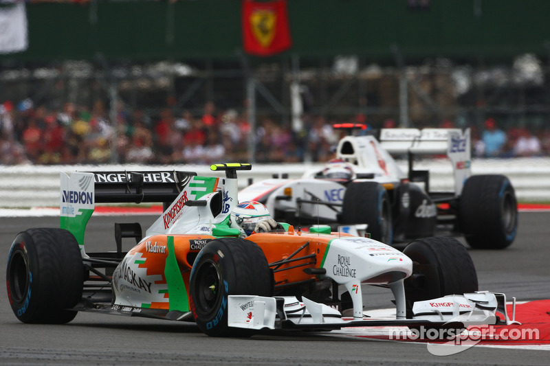 Di Resta Not Sure Of Future At Force India