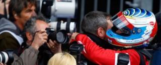 FIA F2 Luca Filippi Stuns With GP2 Nurburgring Win