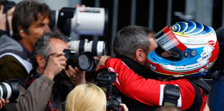 Luca Filippi Stuns With GP2 Nurburgring Win