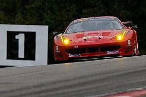 ALMS Risi Competizione Mosport Qualifying Report