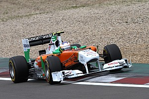 Formula 1 Force India German GP - Nurburgring Race Report