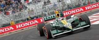 IndyCar KV Racing Lotus Edmonton IndyCar Qualifying Report