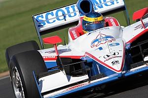 IndyCar Dale Coyne Racing Edmonton Race Report