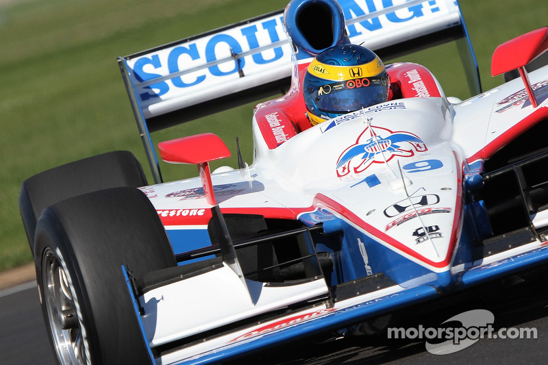 Dale Coyne Racing Edmonton Race Report