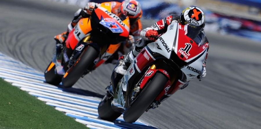 MotoGP Yamaha Team Positive After US GP Weekend