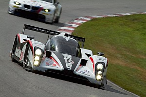 ALMS Michelin Green X Challenge Mosport Race Report