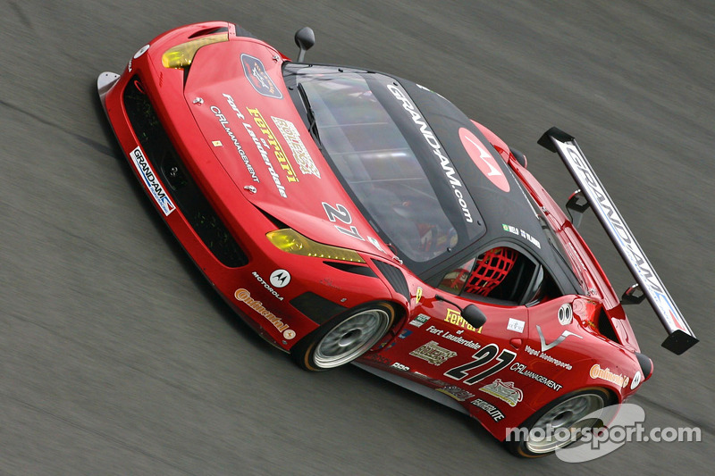 Grand-Am Rolex Series Ferrari F458 Italia Day 2 Test Notes