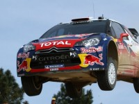 Loeb Leads Rally Finland While Chased By Four Rivals