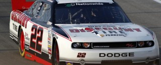 NASCAR XFINITY Brad Keselowski Takes Indy Raceway Park Nationwide Win