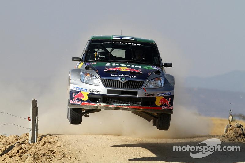 SWRC Rally Finland Event Summary