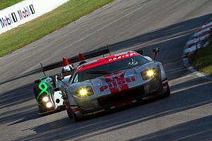 ALMS Robertson Racing Prepared For Mid-Ohio Weekend