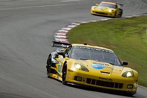 ALMS Corvette Racing Mid-Ohio Qualifying Report