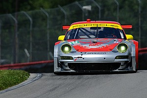 ALMS Flying Lizard Motorsports Mid-Ohio Qualifying Report