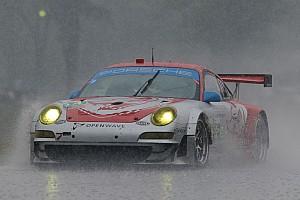 ALMS Flying Lizard Motorsports Mid-Ohio Race Report